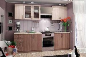 Кухня ЛДСП Загадка - Мебельная фабрика «Мебель Поволжья»