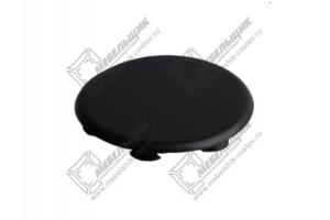 Заглушка 35 мм Темно-коричневая - Оптовый поставщик комплектующих «Мебельщик»
