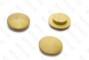 Заглушка деревянная Лиственница - Оптовый поставщик комплектующих «БРУС-ОК»