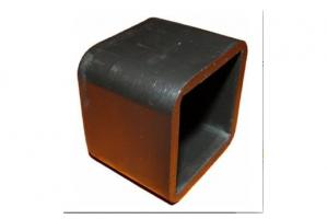 Заглушка пластиковая наружная копыто - Оптовый поставщик комплектующих «Мебельные технологии»