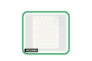 Заглушки, 14 мм,beyaz РС2500 - Оптовый поставщик комплектующих «СЛ Дон»