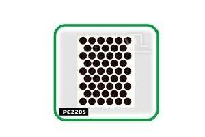 Заглушки, 14 мм, koyu zebrano РС2205 - Оптовый поставщик комплектующих «СЛ Дон»