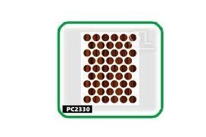 Заглушки, 14 мм,parlak abanoz PC2330 - Оптовый поставщик комплектующих «СЛ Дон»