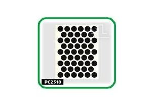 Заглушки, 14 мм,siyah РС2510 - Оптовый поставщик комплектующих «СЛ Дон»