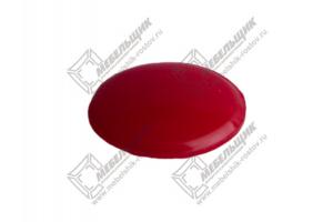 Заглушки под конфирмат Красная - Оптовый поставщик комплектующих «Мебельщик»
