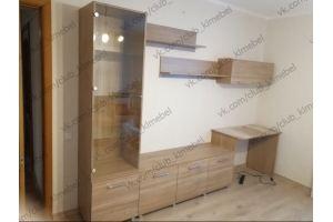 Зальная стенка ЛДСП - Мебельная фабрика «KL-Мебель»