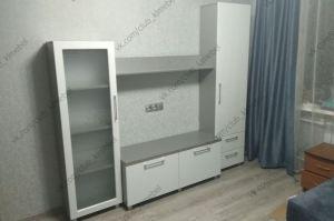 Зальная стенка в гостиную МДФ - Мебельная фабрика «KL-Мебель»