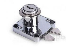 Замок №202 для шкафа-купе 20575 - Оптовый поставщик комплектующих «Интерьер»