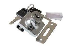 Замок для мебели Арт.3467 - Оптовый поставщик комплектующих «ООО МФ-КОМПЛЕКТ»