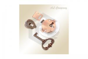 Замок мебельный 899 - Оптовый поставщик комплектующих «АэЛь Компани»