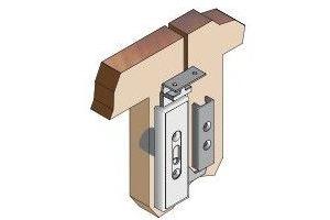 Замок мебельный для двойных дверей - Оптовый поставщик комплектующих «Варикс»
