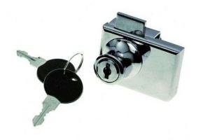 ЗАМОК МЕБЕЛЬНЫЙ L022 19/20 CHROME - Оптовый поставщик комплектующих «EDSON»