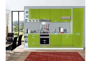 Зеленая кухня Мэдисон - Мебельная фабрика «Прима-сервис»