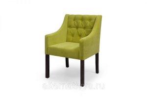 Зеленое кресло AL 3 - Мебельная фабрика «Alternatиva Design»