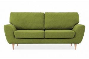 Зеленый диван Алиса - Мебельная фабрика «HoReCa»