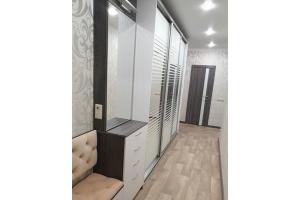 Зеркальная прихожая со шкафом-купе - Мебельная фабрика «Гранд Мебель»