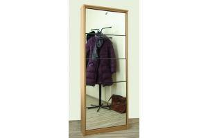 Зеркальный обувной шкаф Клио 200С - Мебельная фабрика «Красная Мебель»