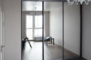 зеркальный Шкаф-купе 010 - Мебельная фабрика «Ре-Форма»