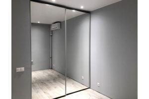 Зеркальный шкаф-купе в спальню - Мебельная фабрика «Красивый Дом»