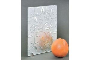 Зеркало сатинированное с узором SMC-147 б/цвет - Оптовый поставщик комплектующих «Адэм glass»