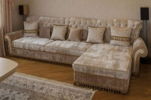 Угловой диван Жаннет - Мебельная фабрика «Эдем-Самара»