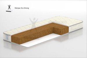 Жесткий кокосовый матрас Eco Strong - Мебельная фабрика «Аккорд»