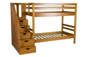 Кровать двухъярусная в детскую Журавушка - Мебельная фабрика «Мебель Холдинг»