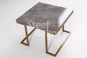 Журнальный стол - Мебельная фабрика «Steel Dekor»