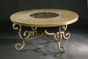 Журнальный стол 3205 светло-бежевый - Мебельная фабрика «Санта Лучия»