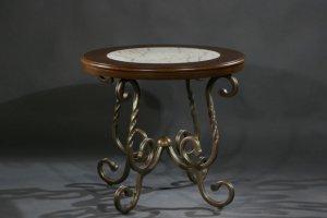 Журнальный стол 3206 вишня - Импортёр мебели «Санта Лучия»