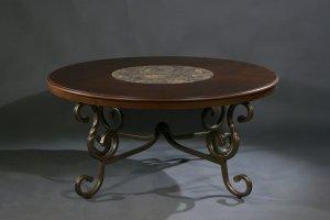 Журнальный стол 3209 вишня - Мебельная фабрика «Санта Лучия»