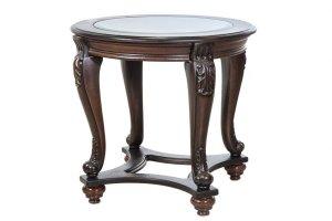 Журнальный стол 4306 темно-коричневый - Мебельная фабрика «Санта Лучия»