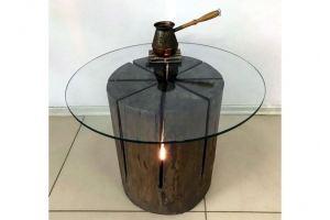 Журнальный стол Финская свеча - Мебельная фабрика «Массив»