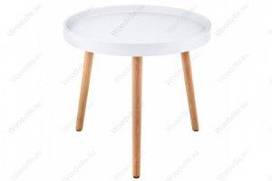 Журнальный стол Hof белый 11252 - Импортёр мебели «Woodville»