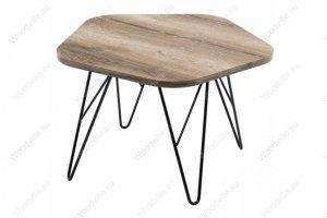 Журнальный стол Loft 1761 - Импортёр мебели «Woodville»