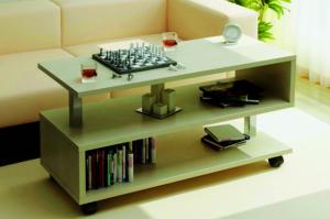Журнальный стол на колесах - Мебельная фабрика «Святогор Мебель»