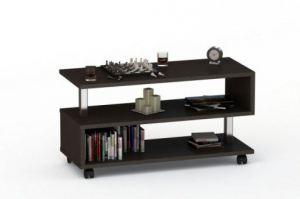 Журнальный стол на колесах ВТ 10-15 - Мебельная фабрика «Балтика мебель»