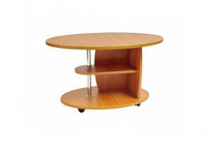 Журнальный стол Овал - Мебельная фабрика «Балтика мебель»