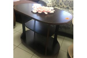 Журнальный стол овальный - Мебельная фабрика «Ольга»