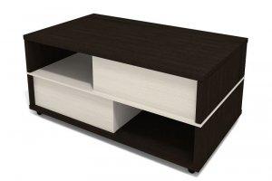 Журнальный стол с 2 ящиками С-06 - Мебельная фабрика «Порта»
