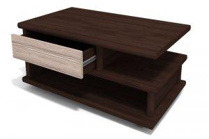 Журнальный стол с профилем С-07 - Мебельная фабрика «Порта»
