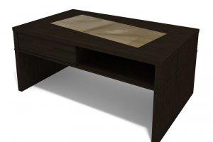 Журнальный стол с ящиком С-05 ромб - Мебельная фабрика «Порта»