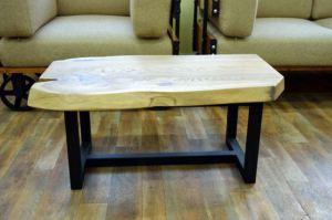 Журнальный стол Слэб 2 - Мебельная фабрика «Loft Zona»
