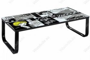 Журнальный стол Urban черный 11248 - Импортёр мебели «Woodville»