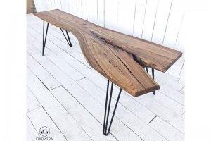 Журнальный стол в стиле Лофт - Мебельная фабрика «Палитра»