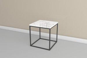 Журнальный столик Cub Low - Мебельная фабрика «Loft Z»