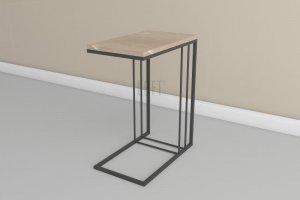 Журнальный столик Н Cube High 2 - Мебельная фабрика «Loft Z»