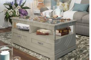 Журнальный столик Американская Классика - Мебельная фабрика «Фабрика авторской мебели GS»