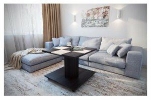 Журнальный столик Эдем-11  - Мебельная фабрика «Бум-Мебель»