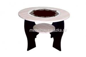 Журнальный столик Прима 2 - Мебельная фабрика «Мебельная Сказка»